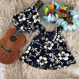 Hilo Hattie Dress & Bloomers Hawaiian 🌺
